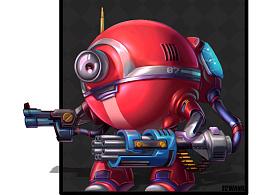 小机器人哈哈