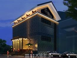 浙江安吉铭古屋酒店装修设计&专业精品时尚酒店装修公司