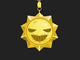 邪恶的金牌