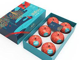 [偏爱]苹果包装