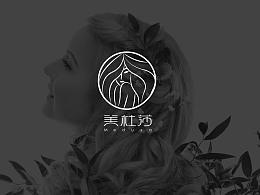 美杜莎logo设计