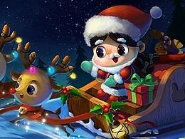叮叮当~叮叮当~圣诞快乐