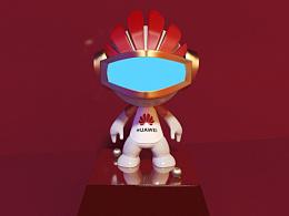 Huawei吉祥物