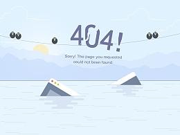 Web - 404 page