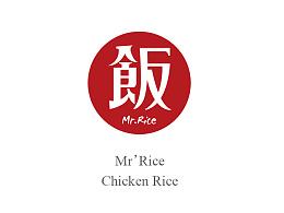 饭小健休闲简餐餐厅品牌形象设计