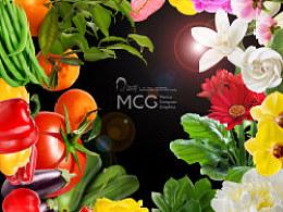 鼠绘超写实蔬果
