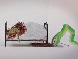 原创短片——蛇年吉祥