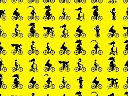 原创作品:OFO共享单车城市战略发布会开场动画