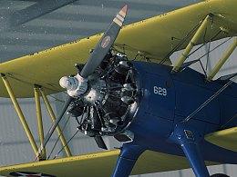 Boeing Stearman 波音斯蒂尔曼