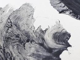 書法字體的藝術形態 / calligraphy type of art