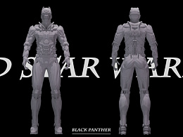 「黑豹—荒星战甲」