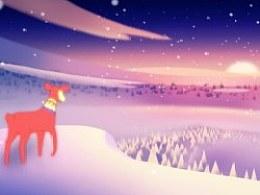 新年二维动画
