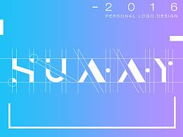 Sunny Logo Design  VI设计&字体设计