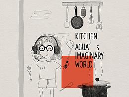【AGUA's IMAGINARY WORLD】