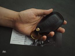 皮侠客P.X.K - 福特车钥匙套