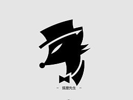 男人装logo设计—狐狸先生(Mr Fox)