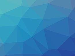 不规则几何图形背景素材