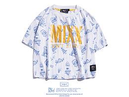 【MIXX*饥荒游戏 don't starve 】NO.2饥荒人物集合T恤