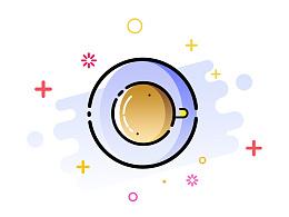 咖啡app启动页