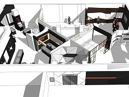商业空间-展馆