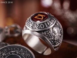 伏尔甘·三周年纪念戒指