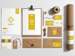 【品牌、包装】镇湖LOGO、vi视觉、大米包装