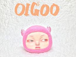 QIGOO,一个总是不高兴不开心的小脑袋瓜
