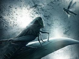 《三体》电影第三款概念海报(附合辑)