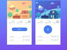 app界面―临摹