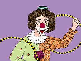 小丑【色彩版】