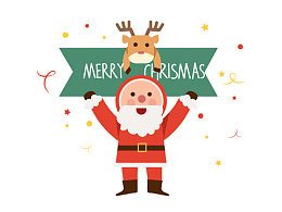 圣诞节快乐♪٩(´ω`)و♪