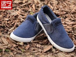 休闲鞋描述 男鞋