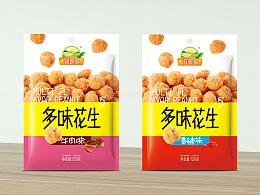 苏州滋多多食品有限公司 品牌设计、VI设计、品牌形象规划、产品包装设计