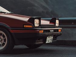 Toyota Truend (AE86)