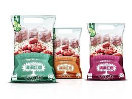 禾煜红枣包装升级项目