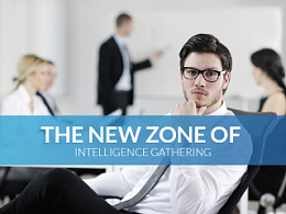 THE NEW ZONE OF  INTELLIGENCE GATHERING BRAND