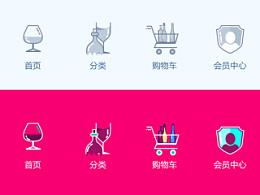 红酒APP icon