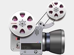 写实播映机