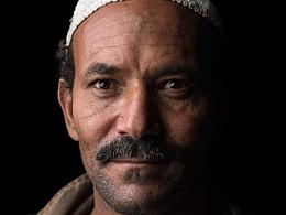 [尼罗河肖像]-Portrait of Nile-金矿加工区矿工系列