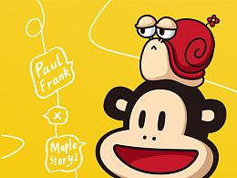大嘴猴与小伙伴们的线上交流