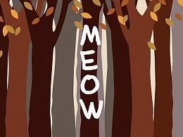 原创MEOW主题Icon