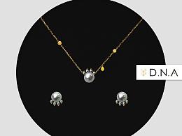 珠宝设计——库麻桑的冬季日常