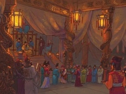 《大明外交图》《安平显应宫》