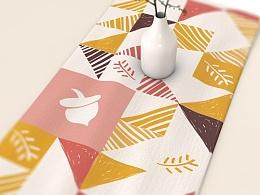 《阳光果子》礼盒包装与周边设计