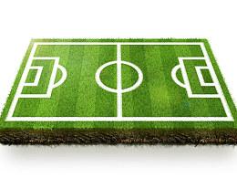 #icon#足球场临摹
