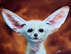 日练~耳廓狐~