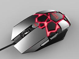 電競鼠標設計