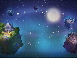 原创团队作业《Block Planet》-益智小游戏