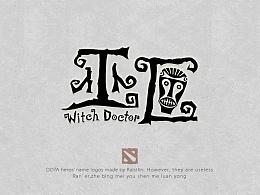 DOTA字体4