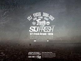 STJFresh2013全新企劃Freshmylife